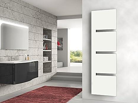 Irsap sequenze radiatore darredo bianco large: amazon.it: casa e cucina
