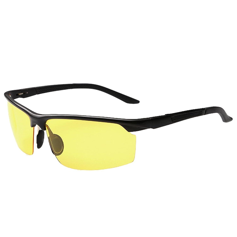 Men\'s fashion bike half frame sunglasses UV Protection ray ban ...