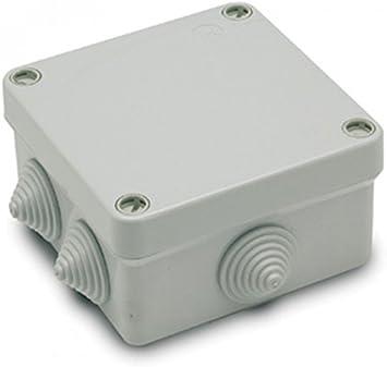 Famatel M111743 - Caja estanca ip55 100 x 100 x 55: Amazon.es ...