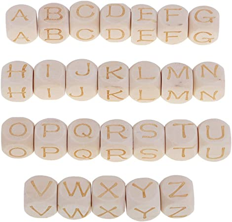 50 Stücke Natürliche Holzperlen Spacer Beads Holz Verzierung Schmuckperlen
