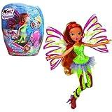 Winx Club - Sirenix Fairy - Flora poupée, 28cm
