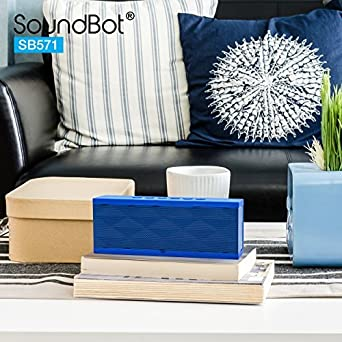 The 8 best soundbot sb571 portable wireless bluetooth speaker review