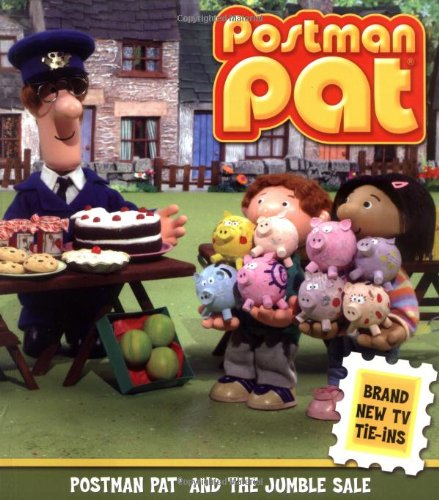Download Postman Pat and the Jumble Sale pdf epub