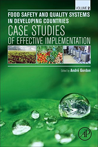 Browning Formula (2: Food Safety and Quality Systems in Developing Countries: Volume II: Case Studies of Effective Implementation)