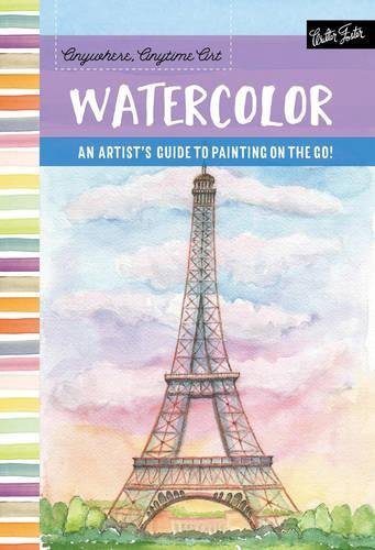 Anywhere Anytime Art Watercolor painting product image