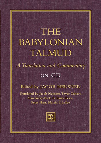 The Babylonian Talmud: A Translation and Commentary ebook