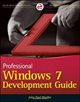 Professional Windows 7 Development Guide Front Cover