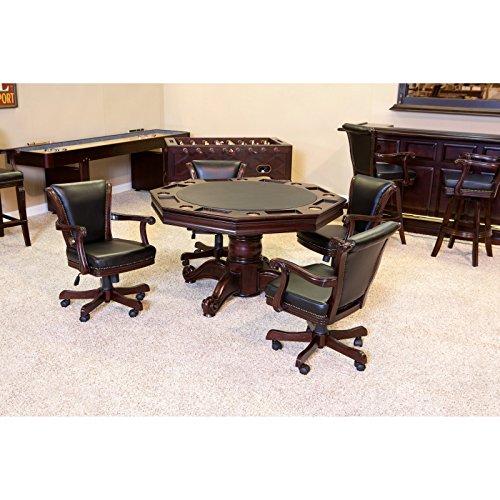 Winslow 2 in 1 Octagonal Poker Table Welcome to Poker  : 51okgI95NwL from pokertablescanada.com size 500 x 500 jpeg 50kB