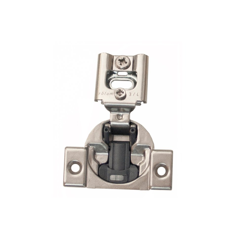 3/4'' Blum® Compact Soft-Close BLUMotion Overlay Hinge