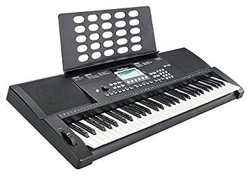 Teclado Electrónico de Studio startone MK300 Arranger 61 teclas: Amazon.es: Instrumentos musicales