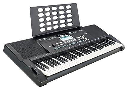 Teclado Electrónico de Studio startone MK300 Arranger 61 teclas