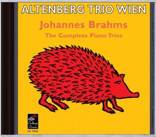 Johannes Brahms: The Complete Piano Trios by Altenberg Trio Wien......... ()