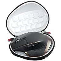 Hard Travel Case for Logitech MX Master / Master 2S Wireless Mouse by hermitshell