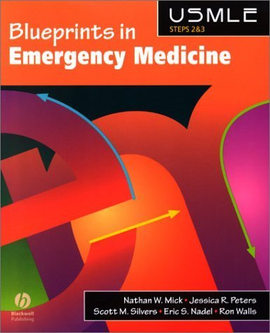 Blueprints in Emergency Medicine by Nathan W., M.D. Mick (2002-05-15)