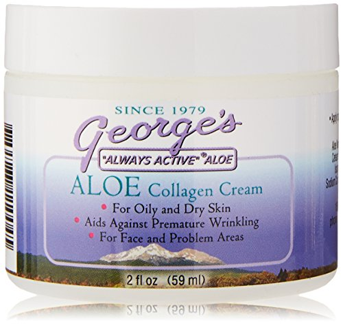 (Georges Aloe Collagen 2 Oz, 2 Ounce )