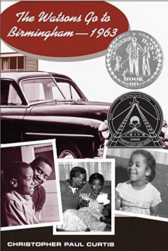 The Watsons Go to Birmingham--1963 (Newbery Honor Book)