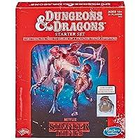 Stranger Things Dungeons & Dragons Roleplaying Game Starter Set