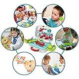 GINMIC Kids Doctor Kit, 22 Piece Kids Pretend