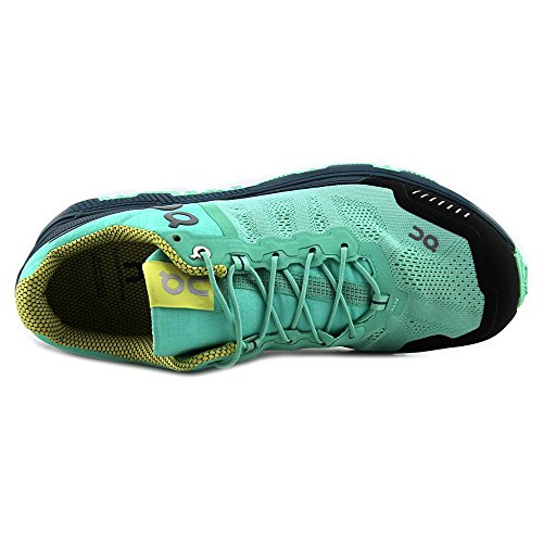On Running Cloudventure W Mint Storm Green