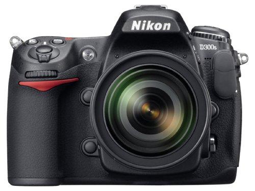 ニコン D300S ブラック レンズキット AFS DXニッコール1685mm f3.55.6G ED VRの商品画像