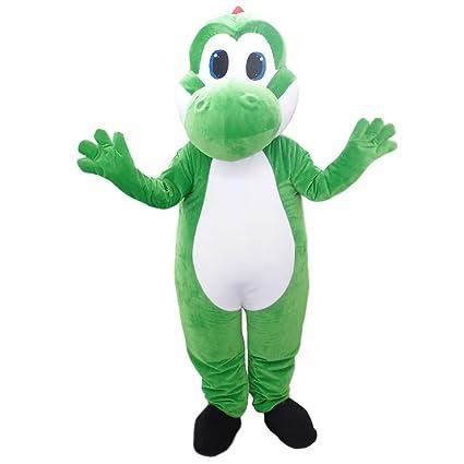Amazon Com Cosplaydiy Unisex Mascot Cosplay For Super Mario Yoshi