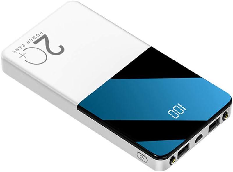 HEHE Banco De La Energía 20000Mah Carga Portátil Poverbank Teléfono Móvil Cargador De Batería Externo, para Xiaomi, iPhone, Samsung Galaxy, El Teléfono Android,20000mah