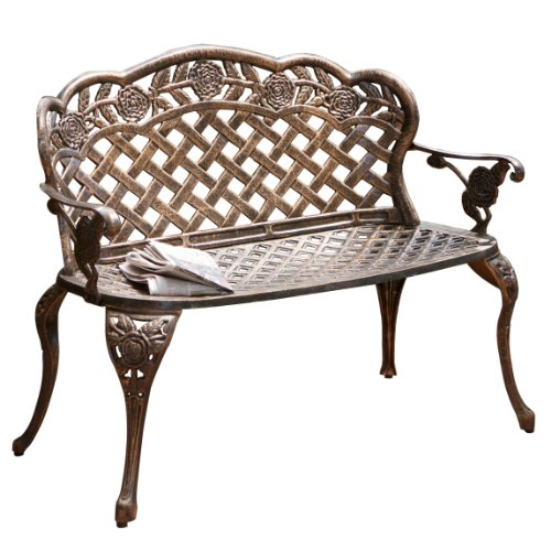 Best Selling Lucia Outdoor Garden Bench For Sale