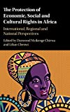 The Protection of Economic, Social and Cultural Rights in Africa: International, Regional and National Perspectives