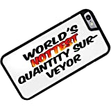 Case for iPhone 6 Plus Worlds hottest Quantity Surveyor - Neonblond
