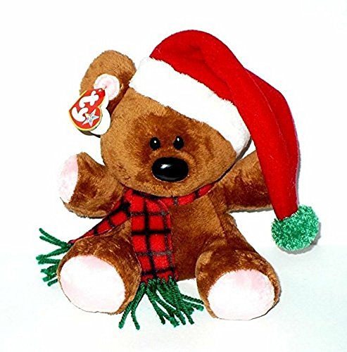e755ec2ea3a Ty UK Beanie Buddies - 9 Inch Pooky Bear Christmas Hat - Garfield Buddy  Plush Soft Toy - Toddler  TY  Amazon.co.uk  Toys   Games