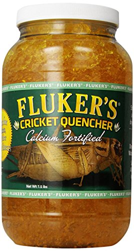 Fluker Labs SFK71203 Calcium Fortified Cricket Quencher, 7.5 lb