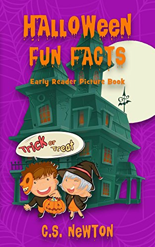 Halloween Fun Facts: Early Reader Picture -