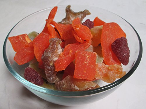 Tropical Fruit Salad/Dried Fruit - 2 Lbs CandyMax-5% off purchase of 3 any items by CandyMax