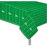 """Pack of 3 Game Day Football Touchdown Tablecover 54""""x78"""" by Oojami"""