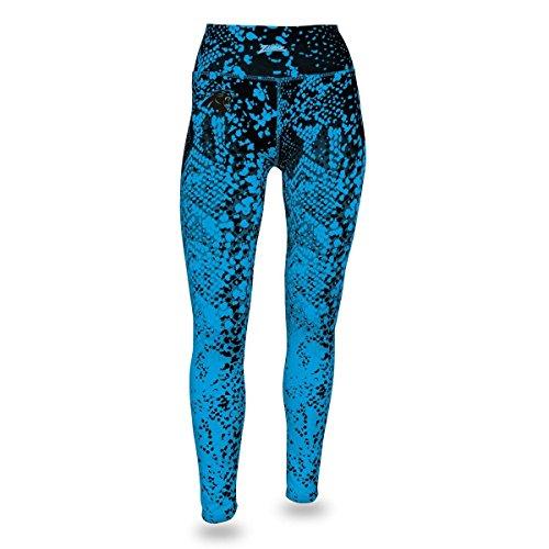 Zubaz NFL womens Women's Nfl Gradient Print Team Logo Legging – DiZiSports Store