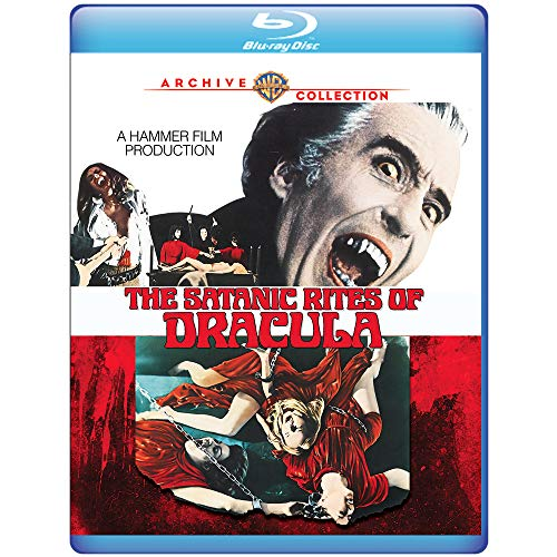Satanic Rites of Dracula, The (1973) (BD) [Blu-ray]