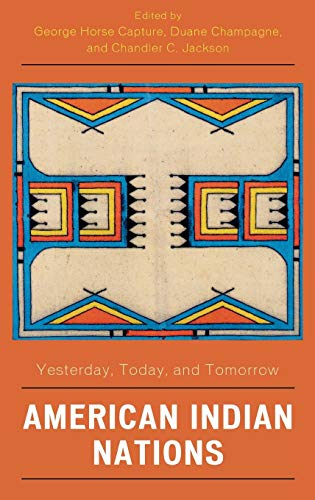 Books : American Indian Nations: Yesterday, Today, and Tomorrow (Contemporary Native American Communities)