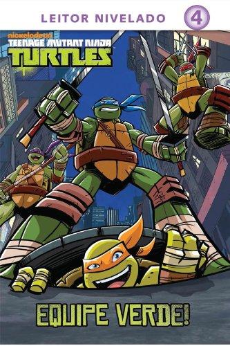 Amazon.com: Equipe Verde! (versão brasileira) (Nickelodeon ...