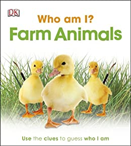 Amazon who am i farm animals ebook dk publishing kindle store who am i farm animals by dk publishing fandeluxe Images