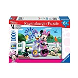 Ravensburger Mickey and Minnie: Minnie and Daisy Puzzle (100 Piece)