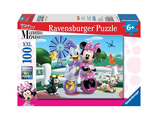 Mickey & Minnie: Minnie & Daisy Puzzle (100 Piece)