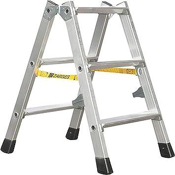 Zarges mastertool-escalera accesible por ambos lados, dirá Z300 42463: Amazon.es: Bricolaje y herramientas