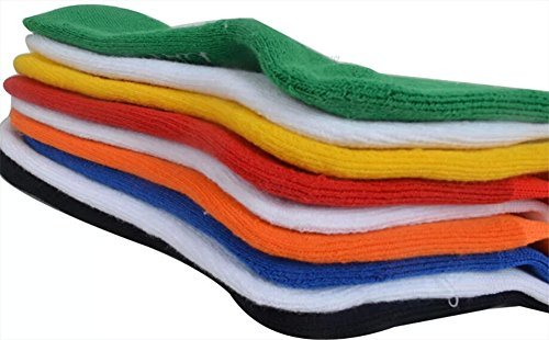 Luwint-Youth-Children-Cotton-Socks-Extra-Cushion-Thick-Long-Soccer-Socks