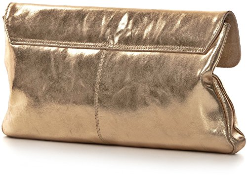 Trend Cm X Clutch Bag 5 Xl Clutch 37 Bag Lady Handbag Xa 21 Evening Handbags X 2 Soft lxw Metallic Gold Cntmp Bags Leather Bag RTtzqwyw