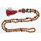 Mediation Beads Necklace SUN Energy Prayer Rosary Japamala Gift For Her