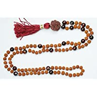 Rosary Beads Mediation Beads Necklace SUN Energy Prayer Rosary Japamala Gift For Her