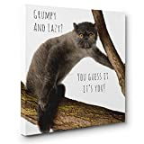 Grumloth Hybrid Animal CANVAS Wall Art Home Décor