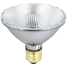 Feit 55PAR30/S/QFL/ES 75W Equivalent Energy Saving Halogen PAR30 Short Neck Reflector (Pack of 6)
