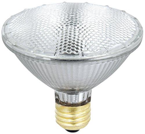 Feit 35PAR30/S/QFL/ES 50W Equivalent Energy Saving Halogen PAR30 Short Neck Reflector (Pack of 6)