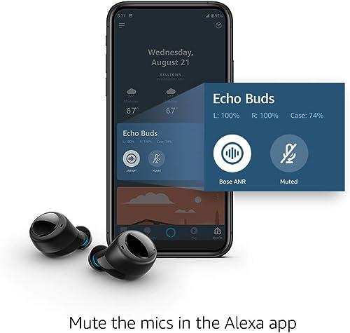 Introducing Echo Buds